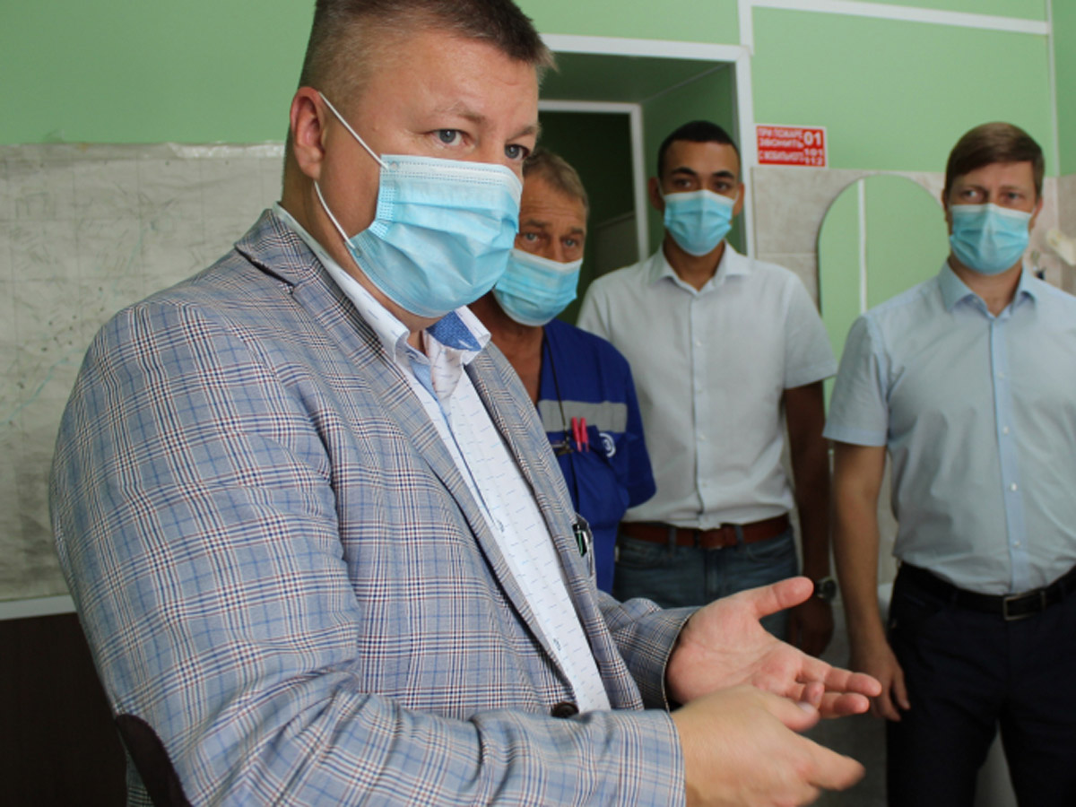 На Алтае задержан министр здравоохранения
