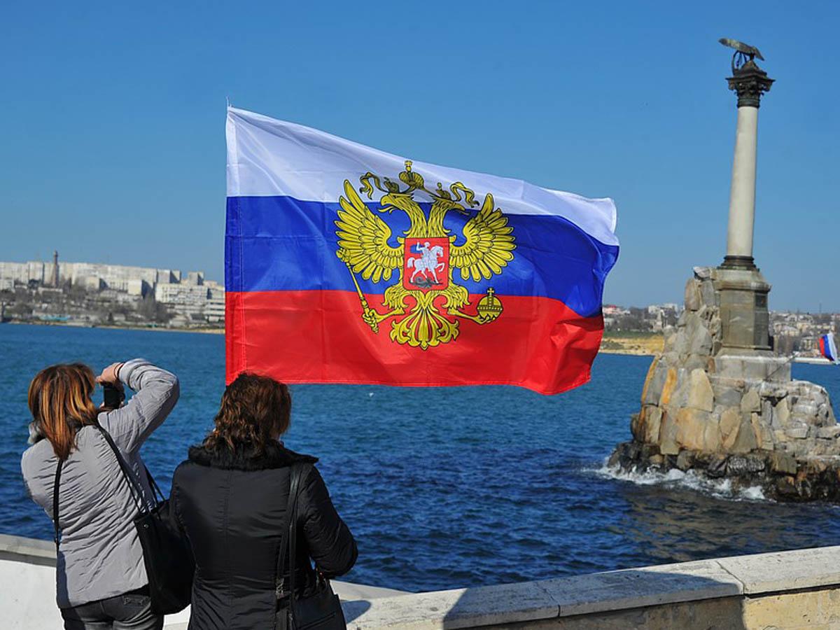 немец о Севастополе РФ и Украины