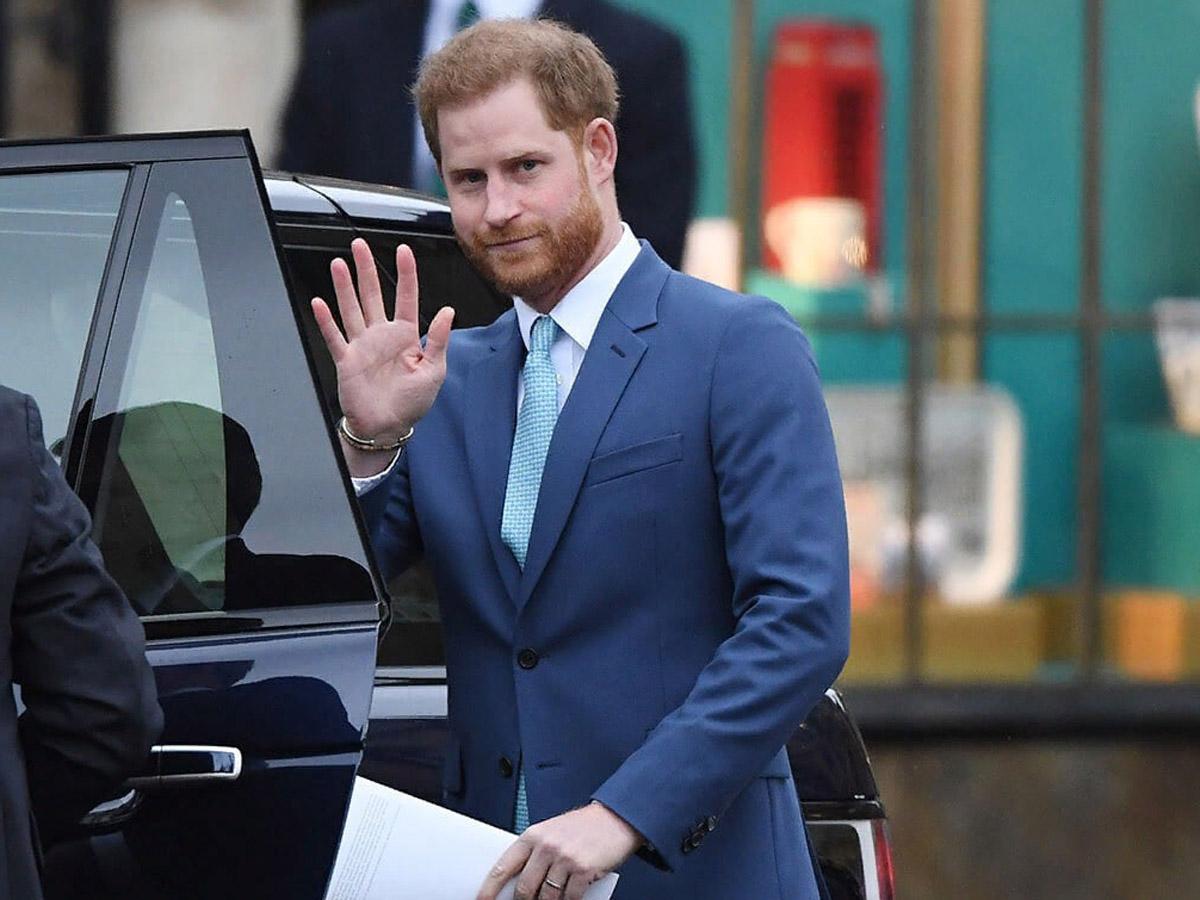 Принц Гарри нашел вторую работу