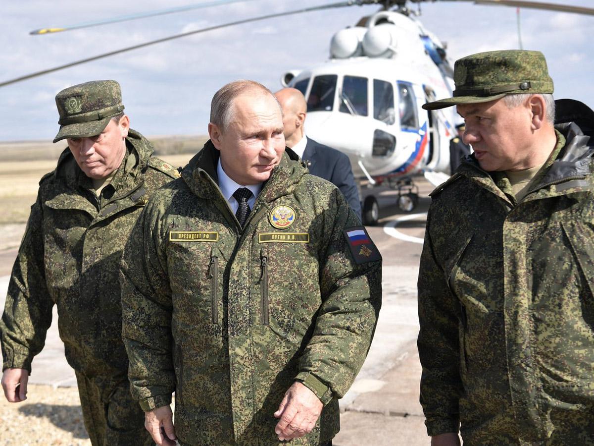 СМИ США заподозрили Путина в подготовке войны с восемью странами