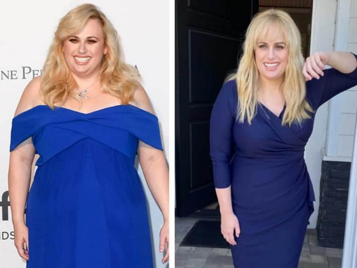 Эксперты раскрыли секрет Ребел Уилсон, похудевшей на 30 кг