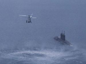 Российскую подлодку трое суток преследовали силы НАТО