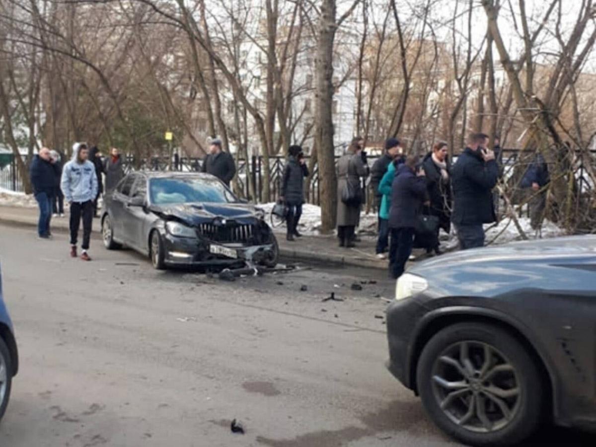 Сбитые Mercedes женщины скончались