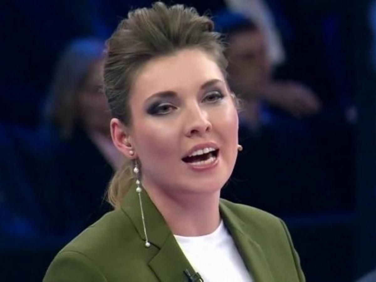 Скабеева прокомментировала брань в эфире