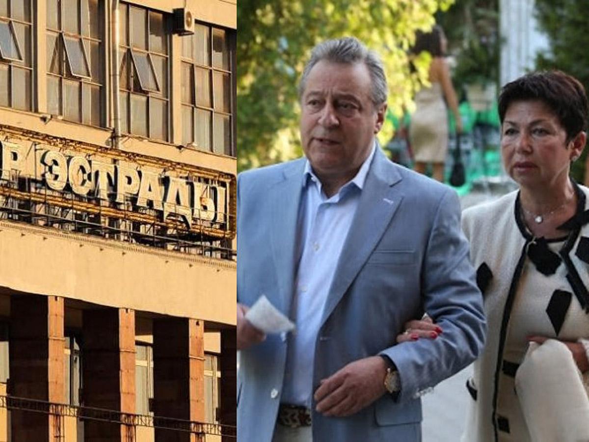 СМИ раскрыли подозрительную финансовую схему Хазанова и его жены на 41 млн рублей