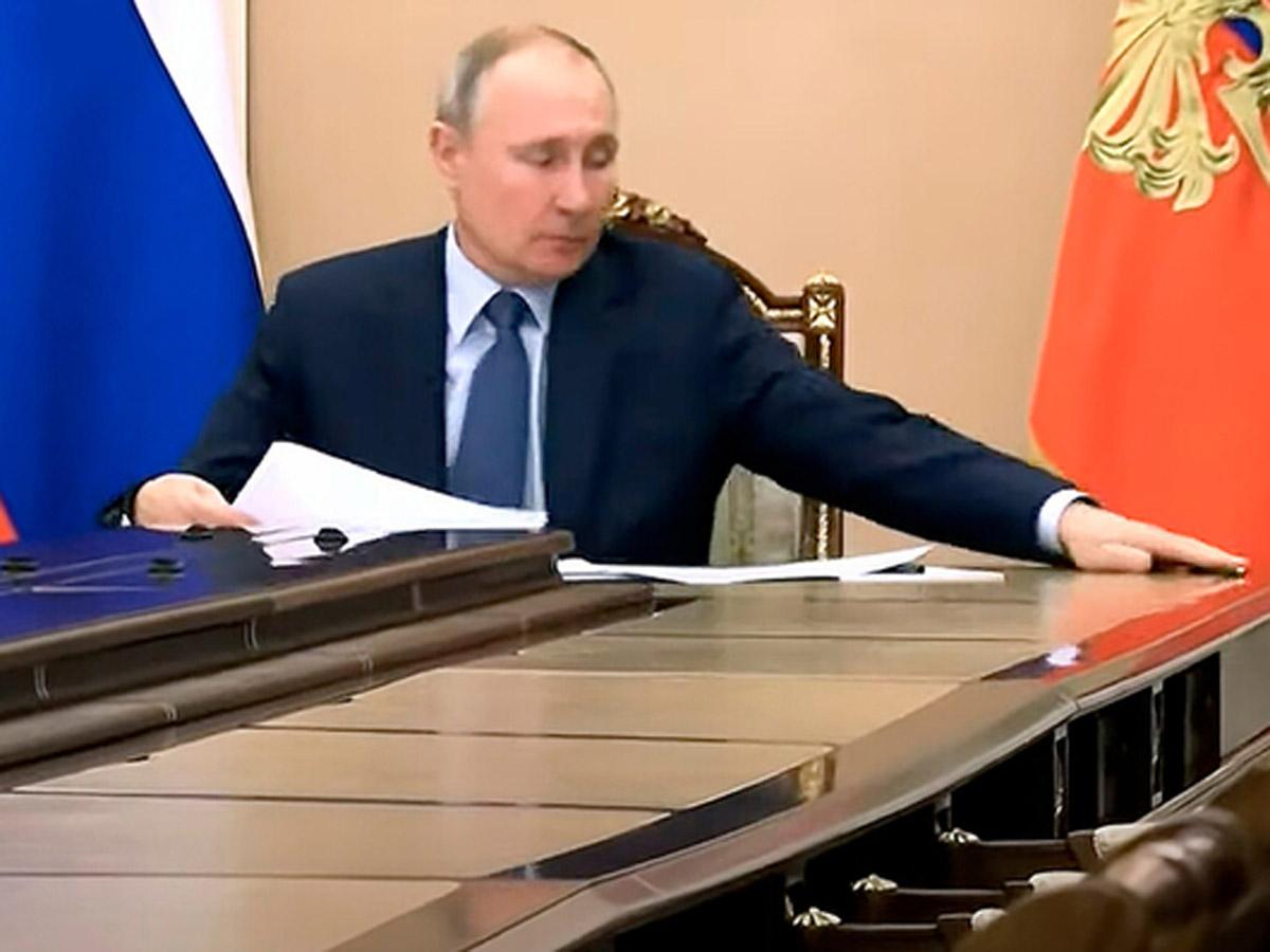 Соловьев о быстрой реакции Путина