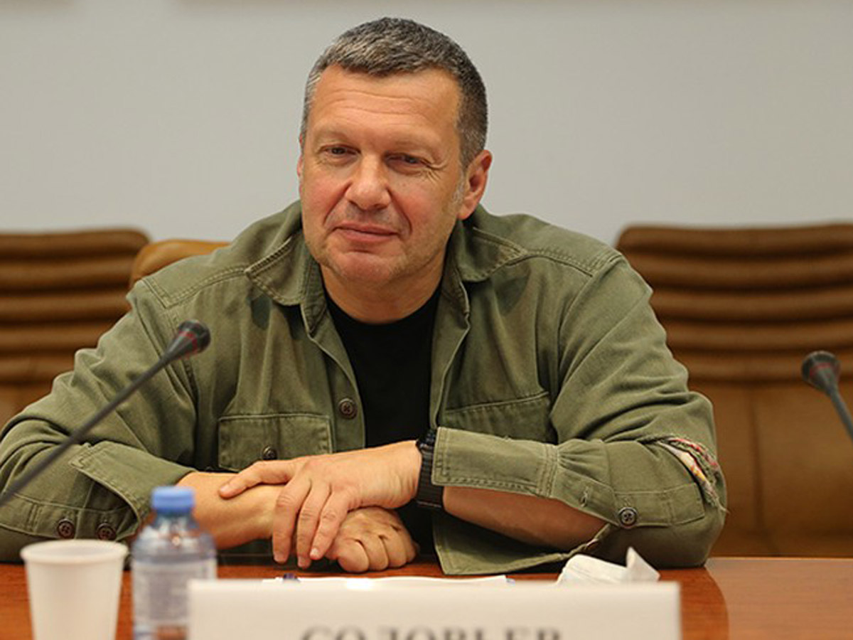 Соловьев о ненависти Собчак и Познера к РФ
