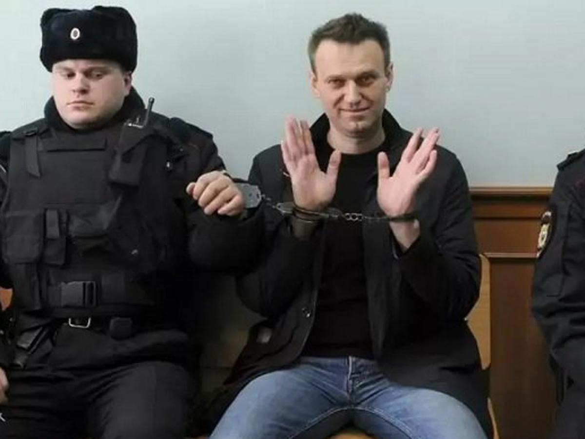 в колонии Навального шьют трусы для сотрудников ФСИН