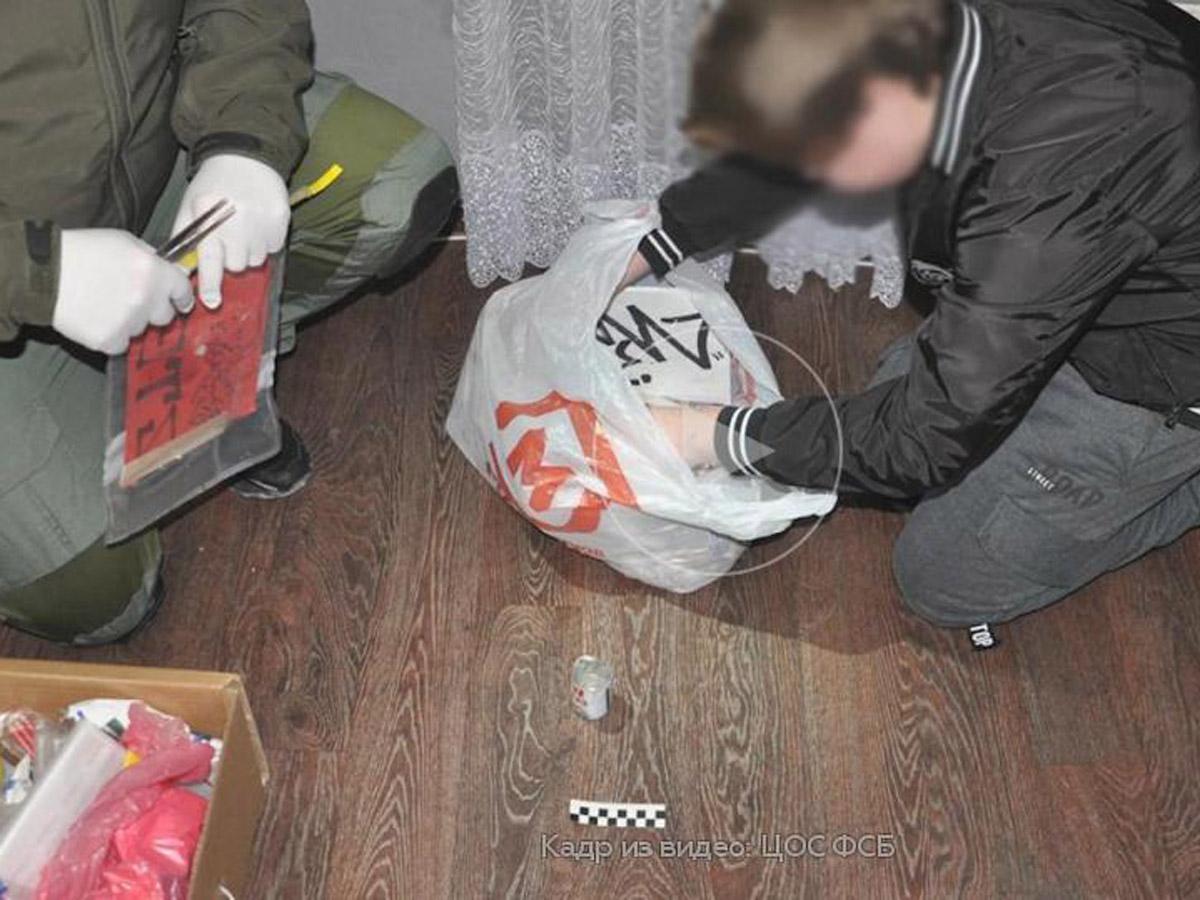 ВСочи задержан готовивший взрыв лицеист