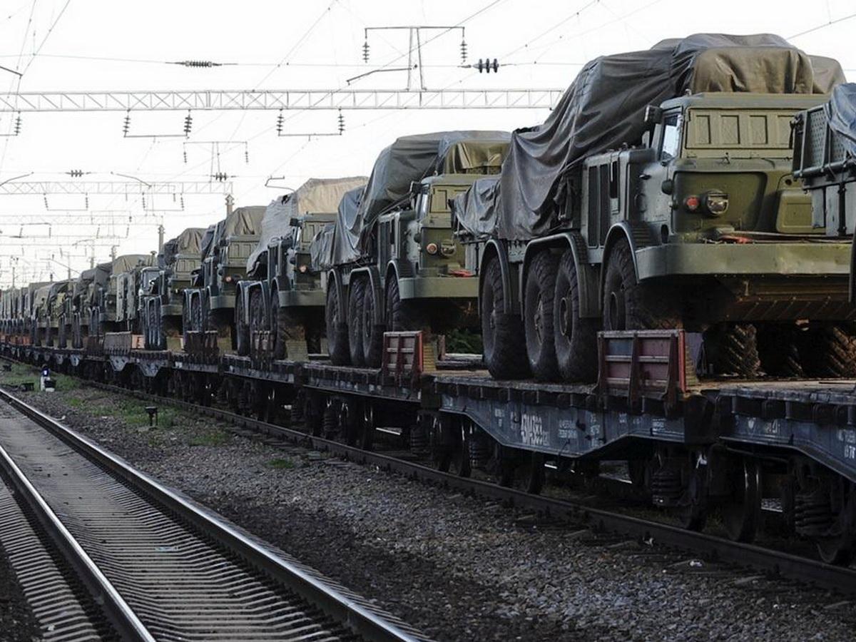 военная техника под Ростовым