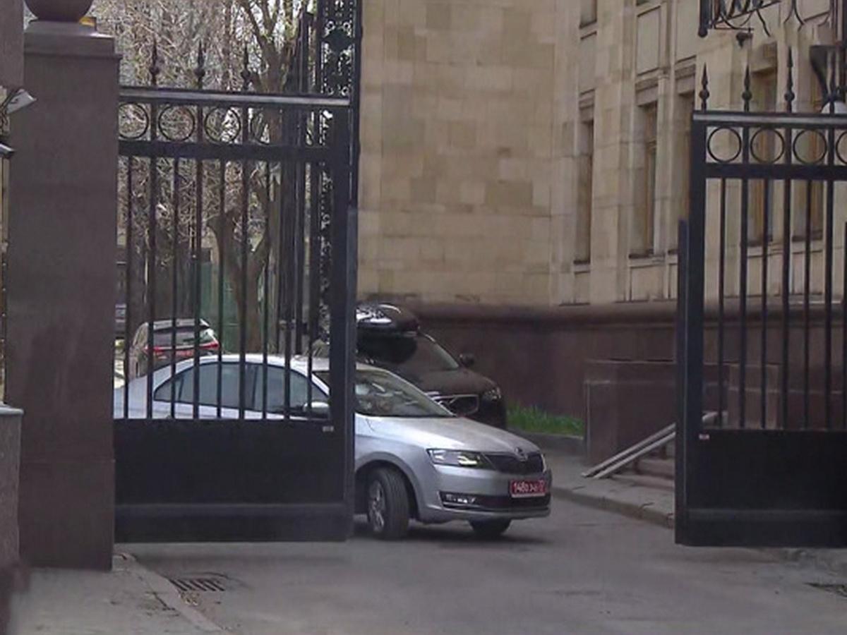 Высылка чешских дипломатов
