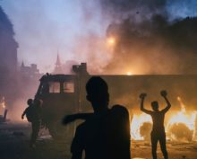 Лучшие фотографии World Press Photo