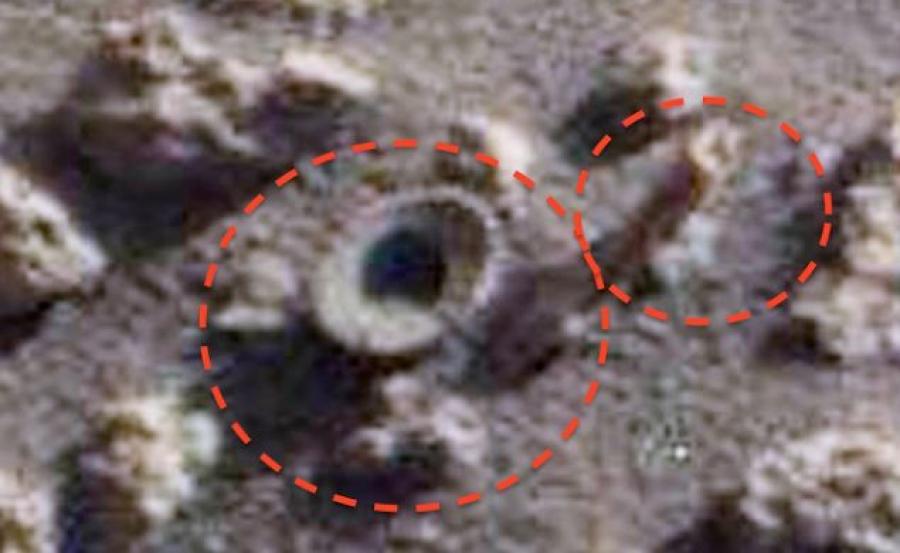 Попавшие на фото загадки с Марса, которые отказываются комментировать ученые