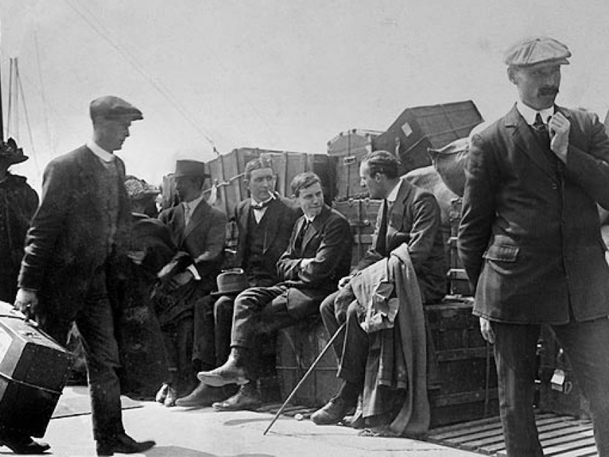 """""""Титаник"""": подлинная история катастрофы века и судьбы пассажиров"""