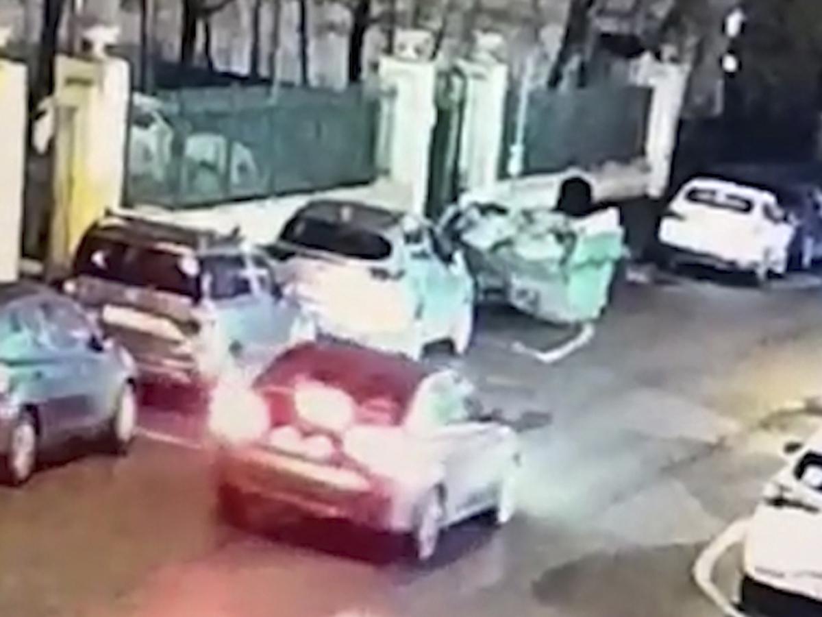 Драка с участием актера Александра Паля попала на видео: стали известны подробности (ВИДЕО)