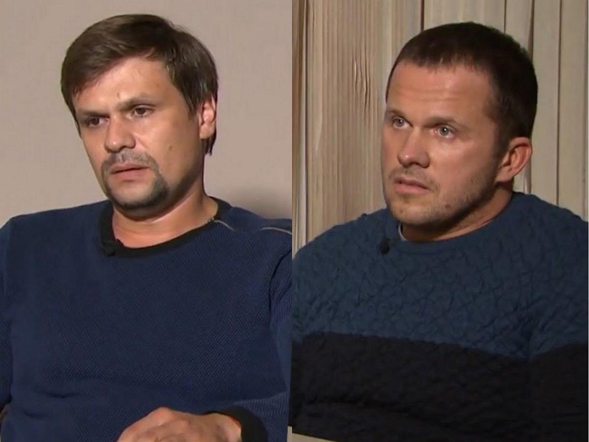 Bellingcat: к взрыву склада в Чехии помимо Петрова и Боширова могут быть причастны еще 4 сотрудника ГРУ