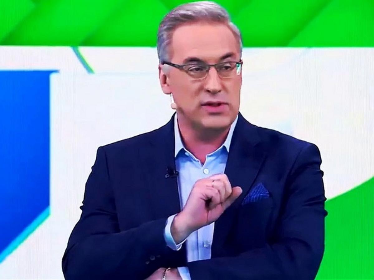 Норкин рассмешил зрителей осторожным анекдотом о переговорах Путина и Байдена