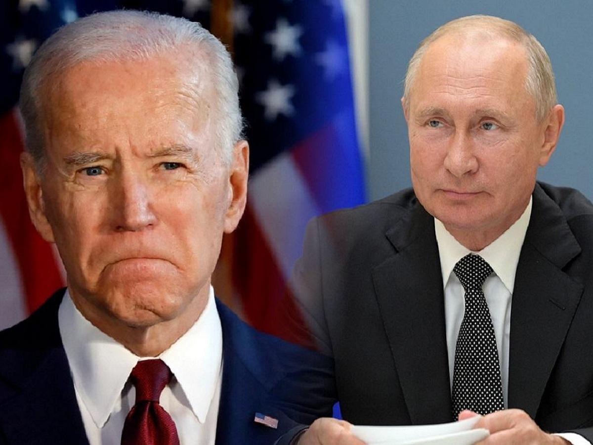 Байден предложил Путину встретиться на нейтральной территории