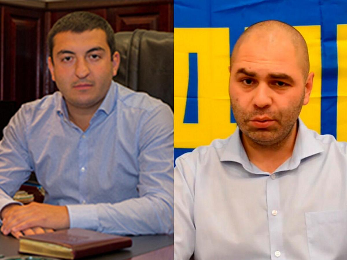 Сына Жириновского избил в аэропорту Внуково сын экс-главы Северной Осетии (ВИДЕО)