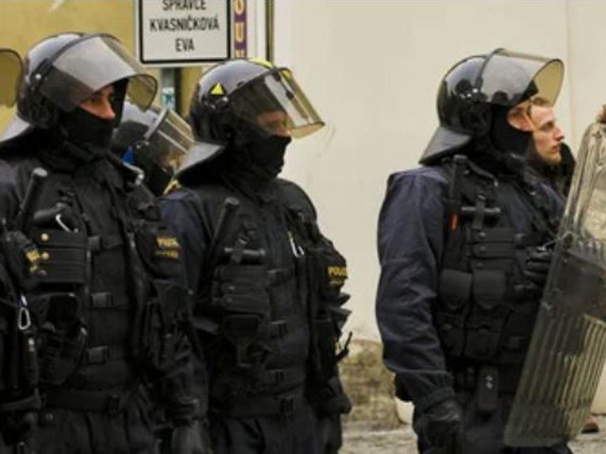 Чехии полиция задержала экстремистов в Донбасс