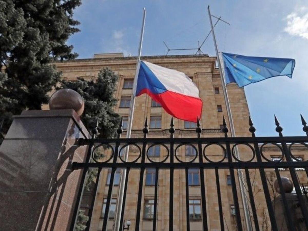 Посольство Чехия