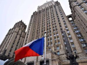 Чехия высылает 18 дипломатов России