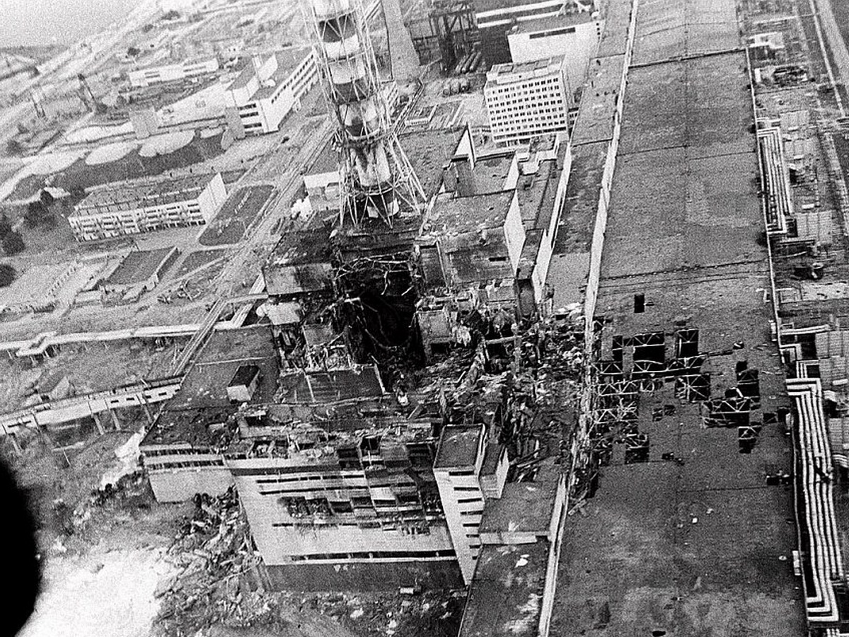 """""""У нас тут комната затряслась"""": Украина рассекретила документы КГБ и переговоры операторов об аварии на Чернобыле (ФОТО)"""