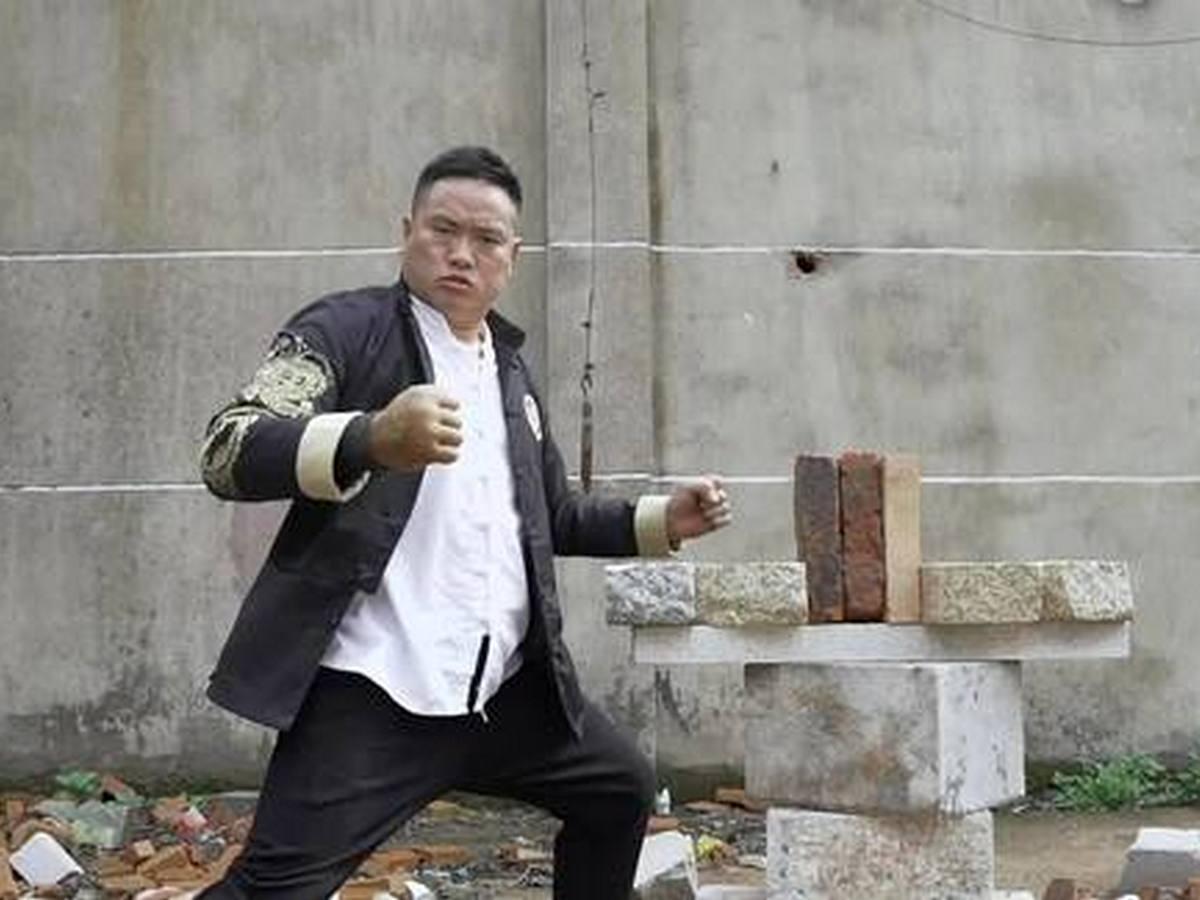 Мастер кунг-фу снял на видео секретный прием