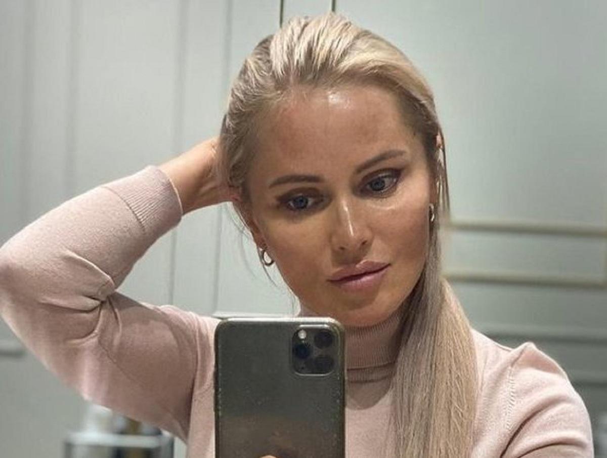 СМИ: дочь Даны Борисовой госпитализировали с порезами на руках