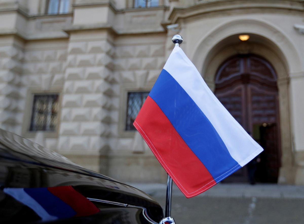 Российские дипломаты