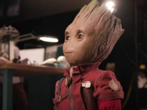 Disney Imagineering's Project Kiwi is free walking robot that will make you believe in Groot