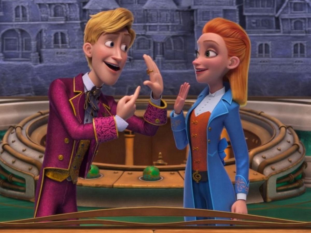 Российский мультфильм о Ганзеле и Гретель занял второе место в рейтинге Netflix