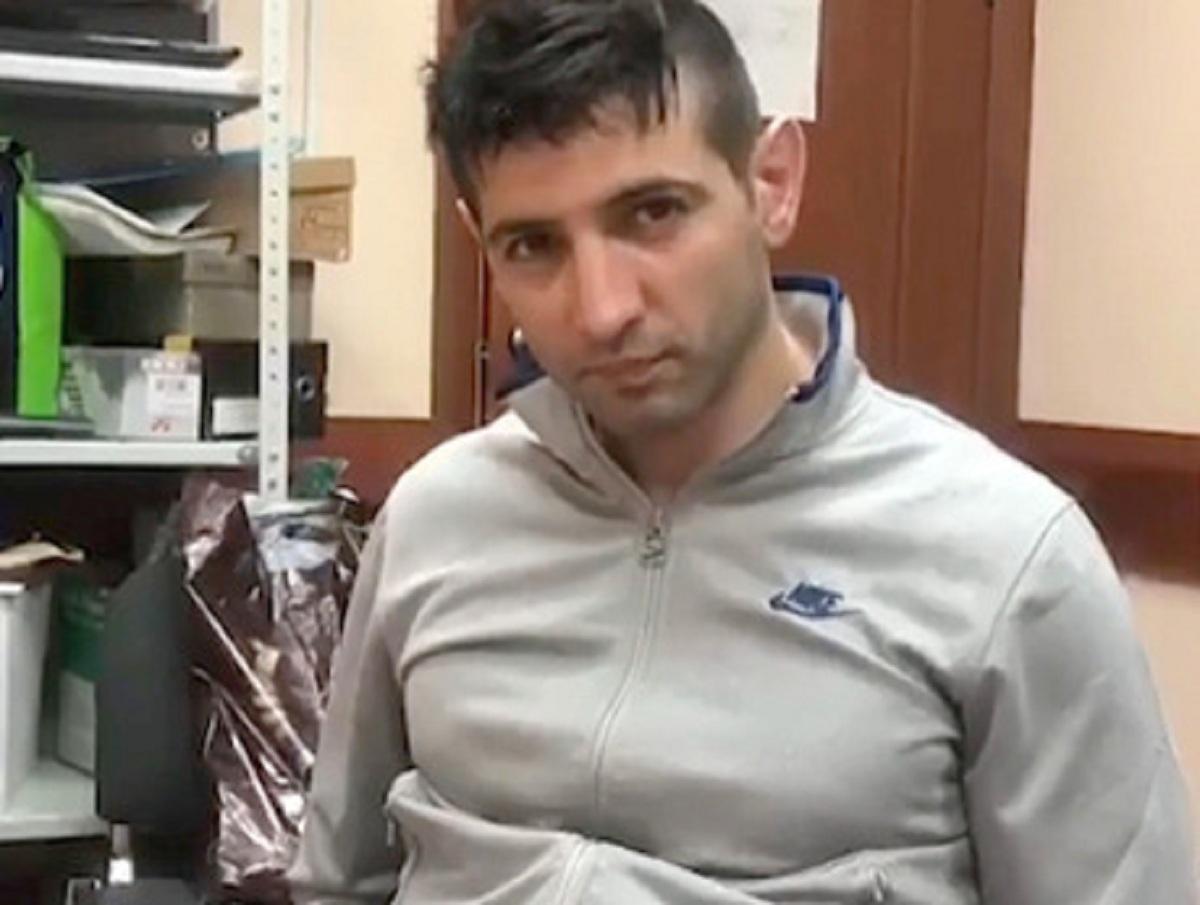 Убил сестру и отрезал ухо: СМИ рассказали о прошлом убийцы Альберта Рыжего (ВИДЕО)