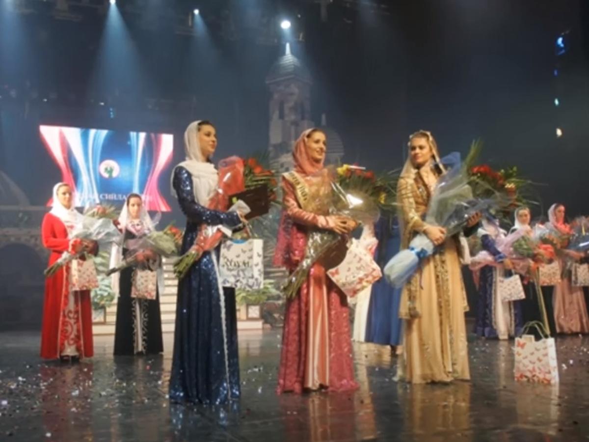 Конкурс красоты Чечня