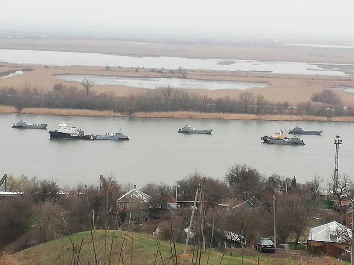 Военные корабли Ростов-на-Дону
