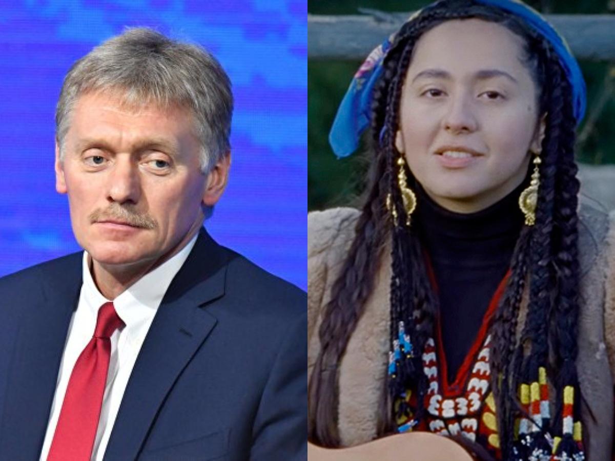 Кремль отреагировал на проверку Следкома песни Манижи «Русская женщина»