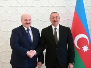 Алиев Лукашенко