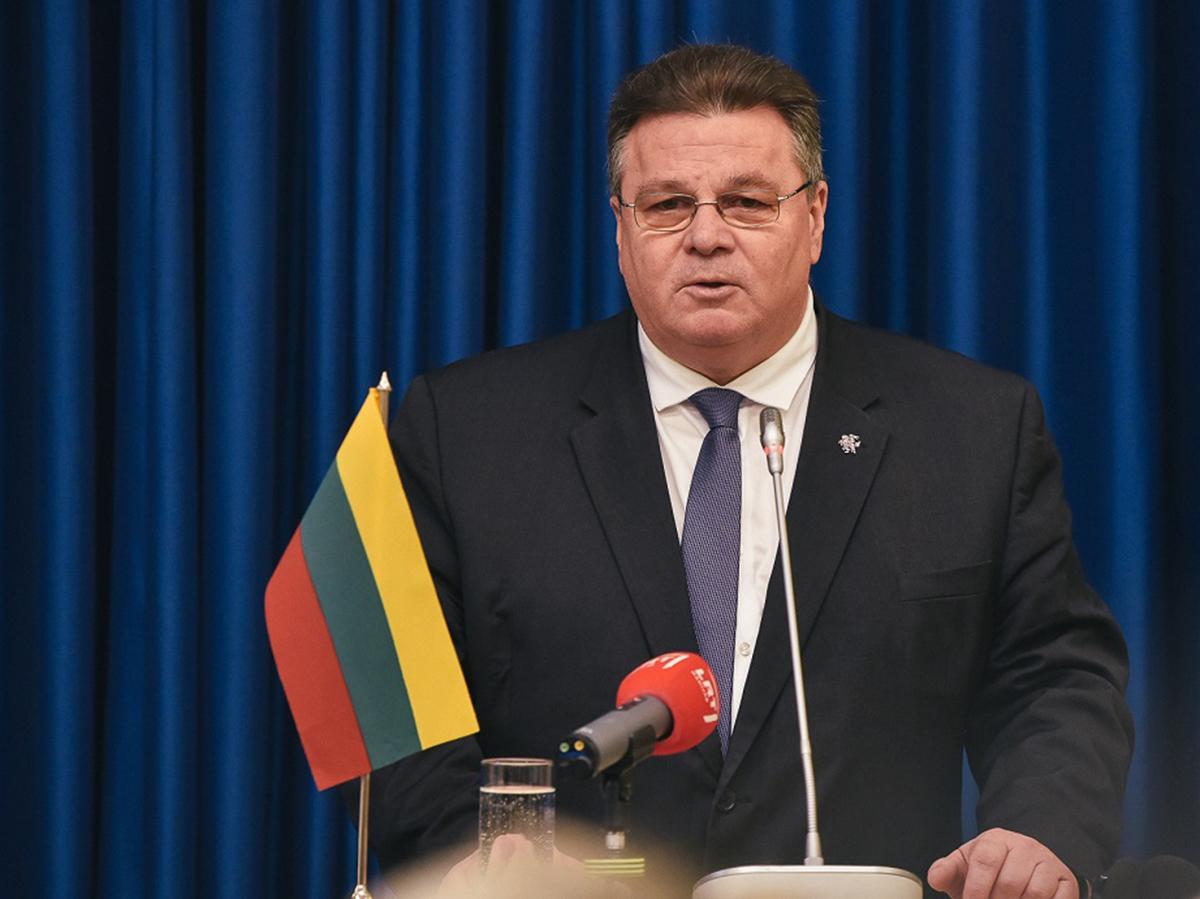 Литва обратилась с заявлением к России после высылки своих дипломатов