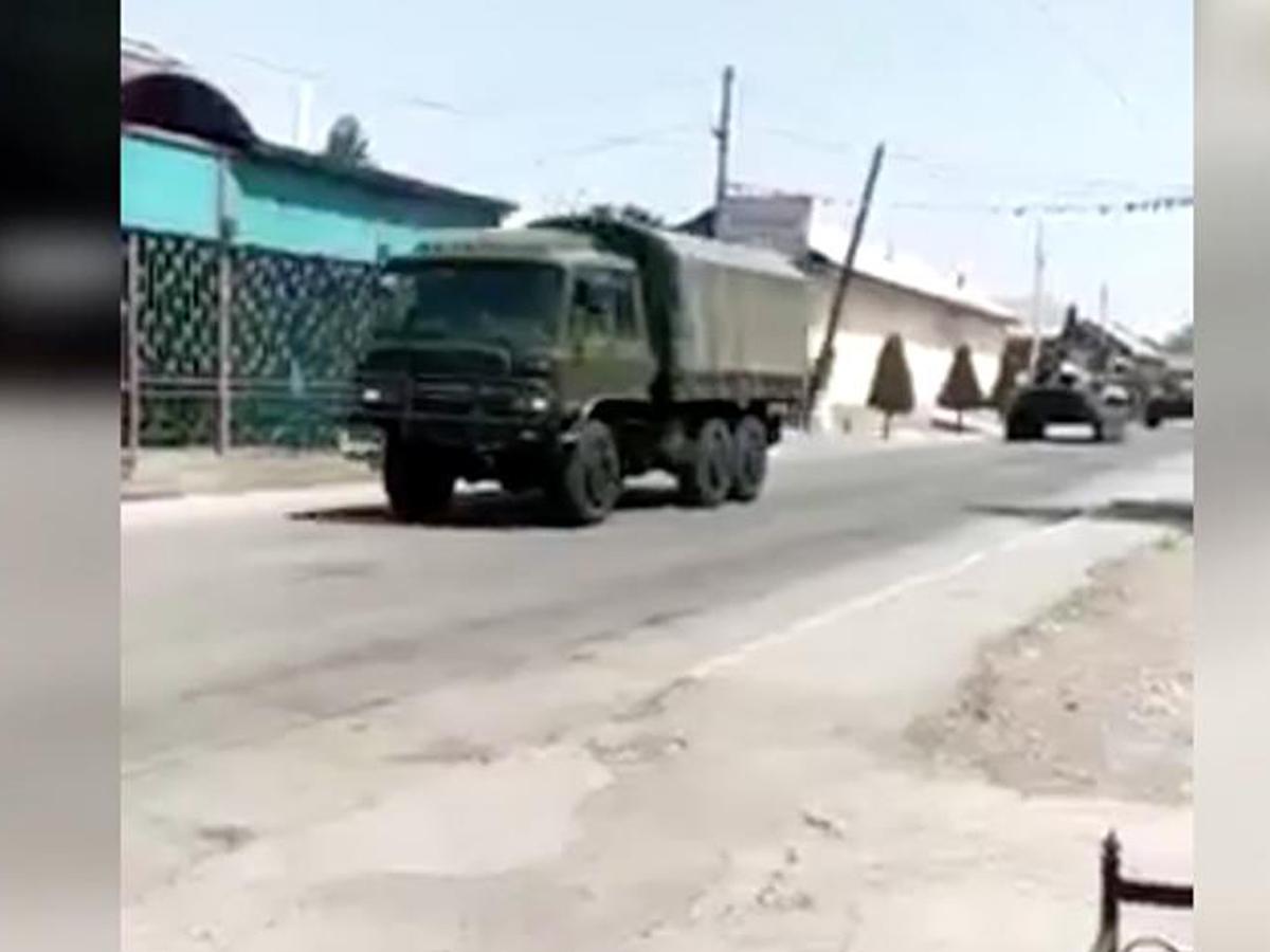 На границе Таджикистана и Киргизии перестрелка