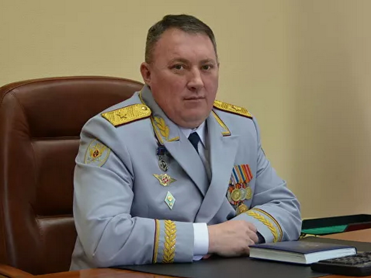 Начальник ФСИН Забайкалья