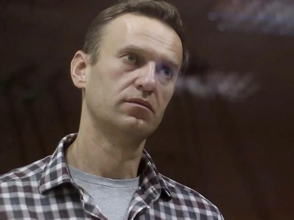 Навальный иск против ИК