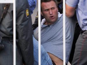 Навальный о угрозах кормления голодовка