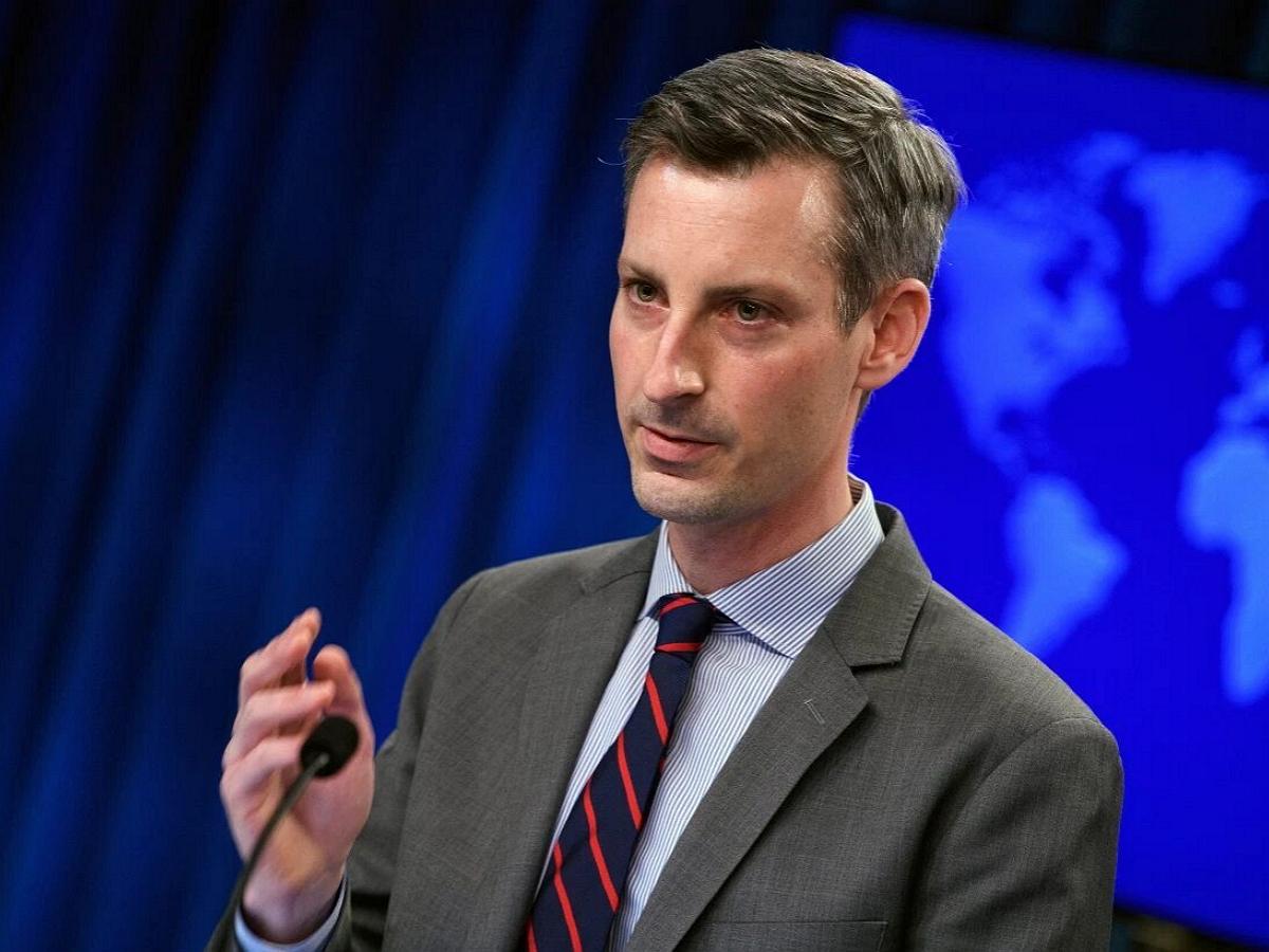 Журналист поставил в тупик представителя Госдепа США вопросом о танках в Крыму