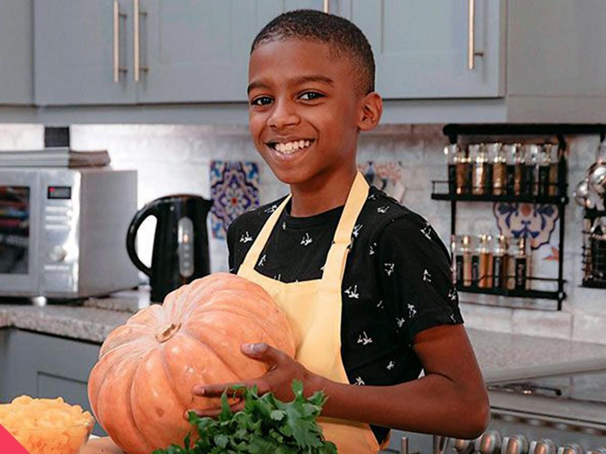 11-летний британец стал самым юным ресторатором в мире
