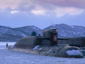 Эксперт: США могли затопить в Арктике три российские подлодки