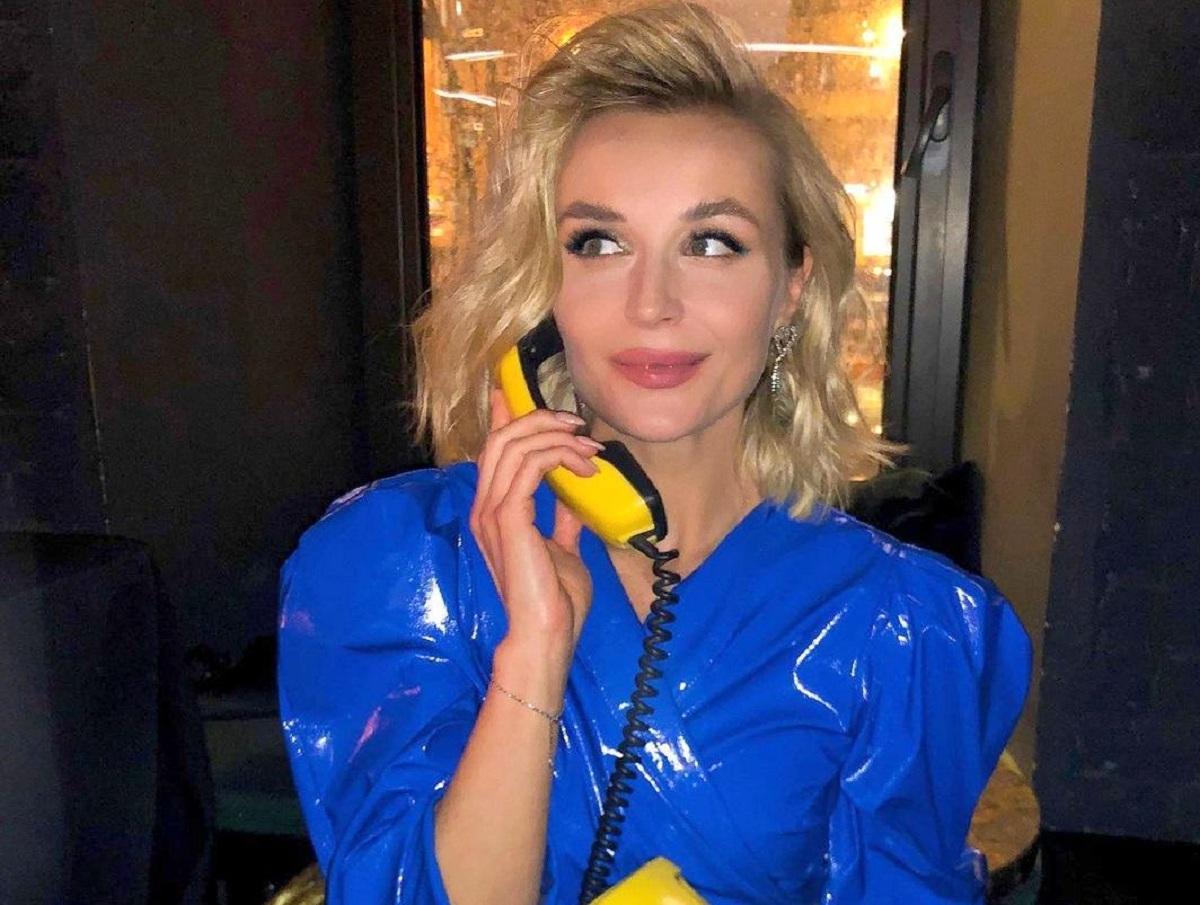 Полина Гагарина отреагировала на слухи о ее участии в шоу «Маска» в образе Змеи