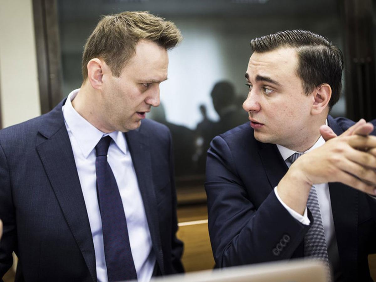 Против Навального и Волкова дело