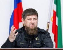 Кадыров объяснил скандальную победу сына на ринге