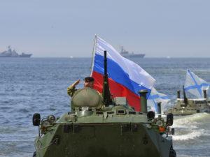 На ТВ Украины бывший офицер ВМСУ напугал сценарием высадки морского десанта РФ возле Херсона