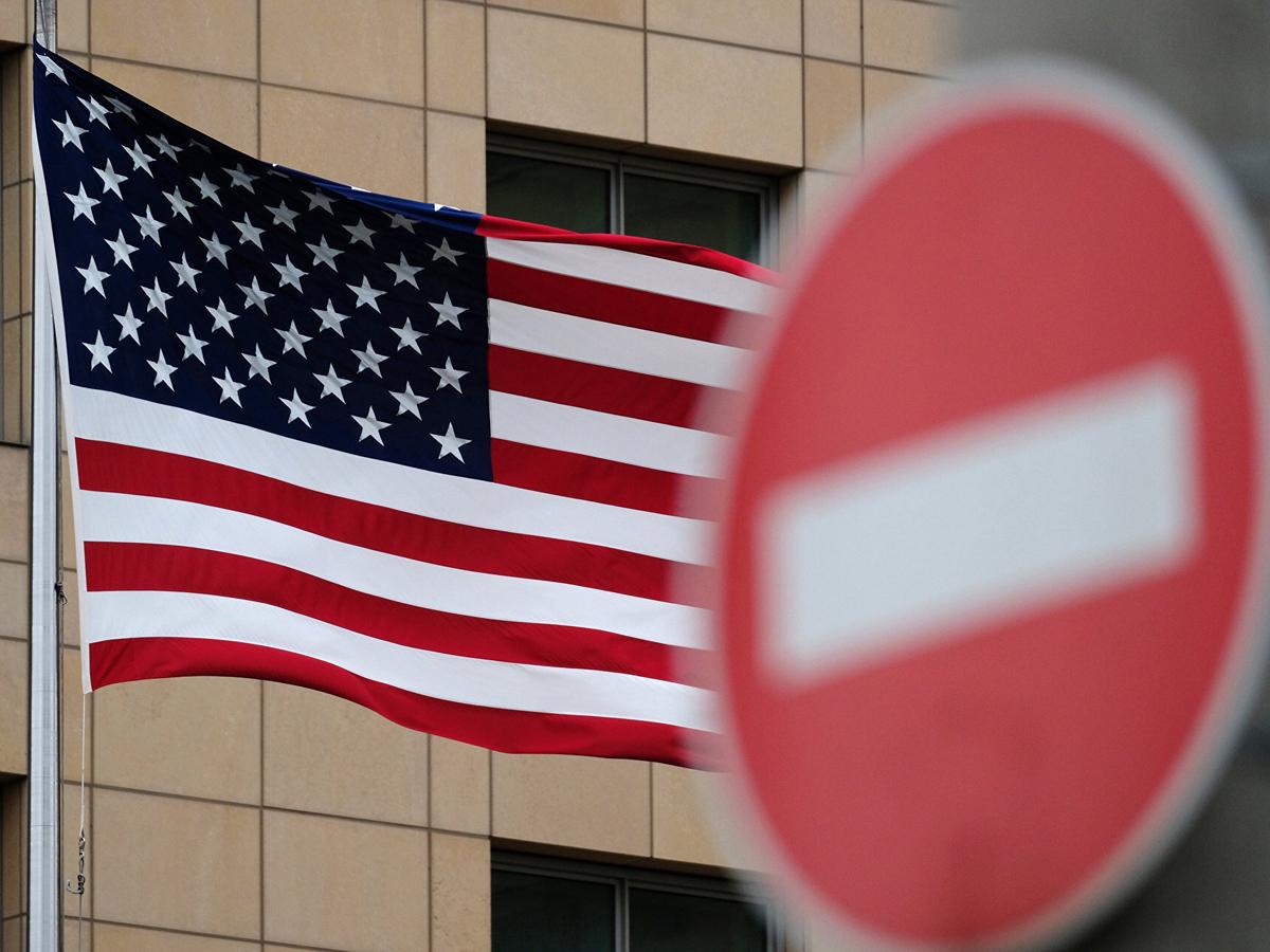 США новые санкции России